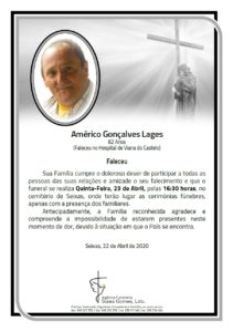 americo gonçalves lages
